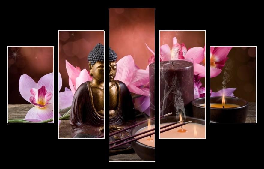 Obraz Budha