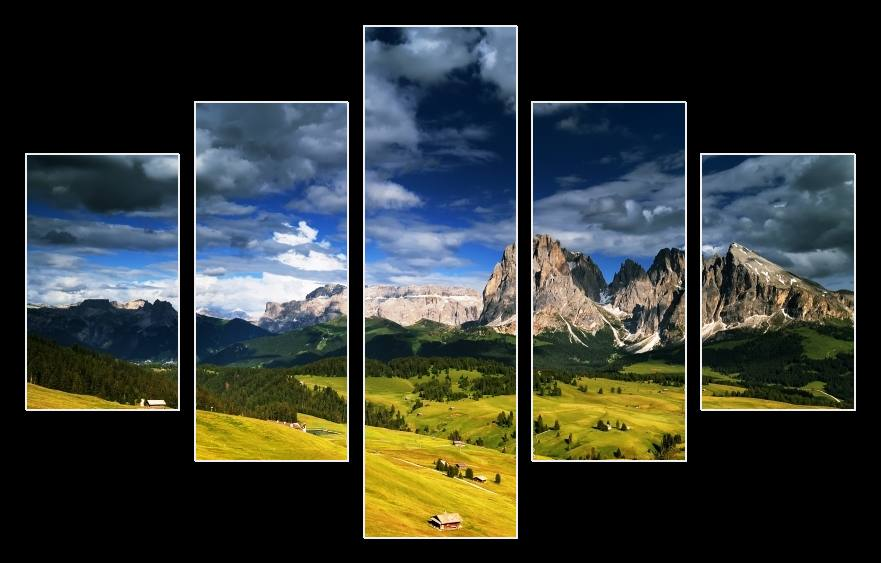Obraz Dolomiti