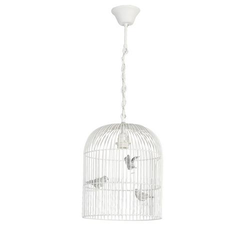 Závěsné svítidlo - ptačí klec
