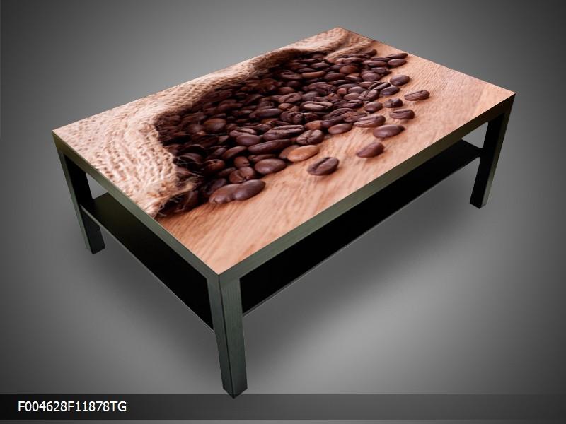 Konferenční stolek - zrnková káva