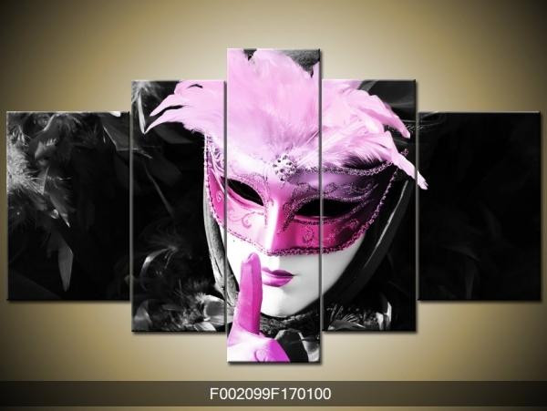 Obraz masky