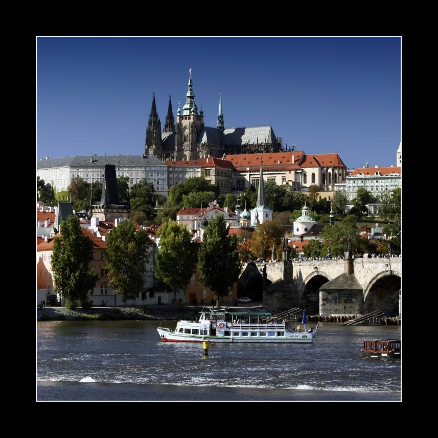 Obraz Pražský hrad