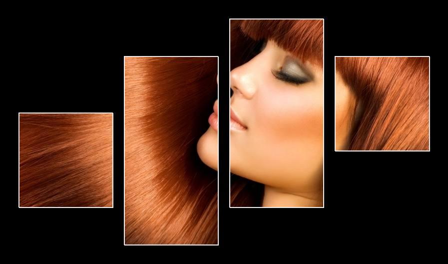 Obraz vlasy