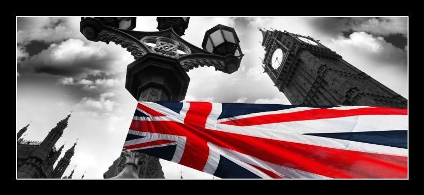 Obraz Londýna