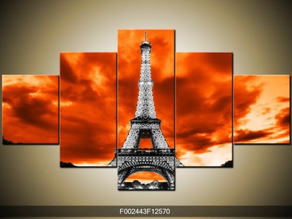Obraz na zeď Eifelovka