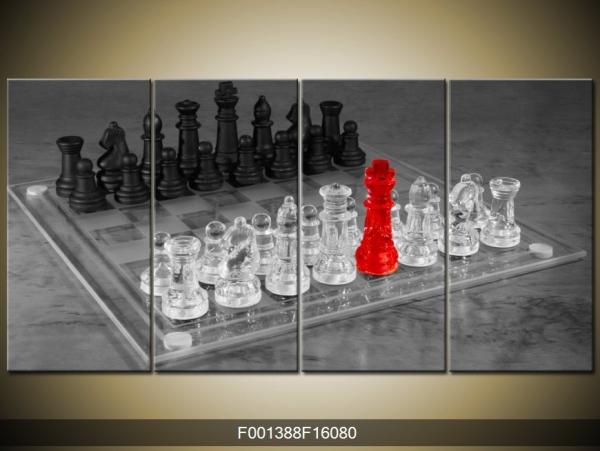 Obraz na zeď šachy