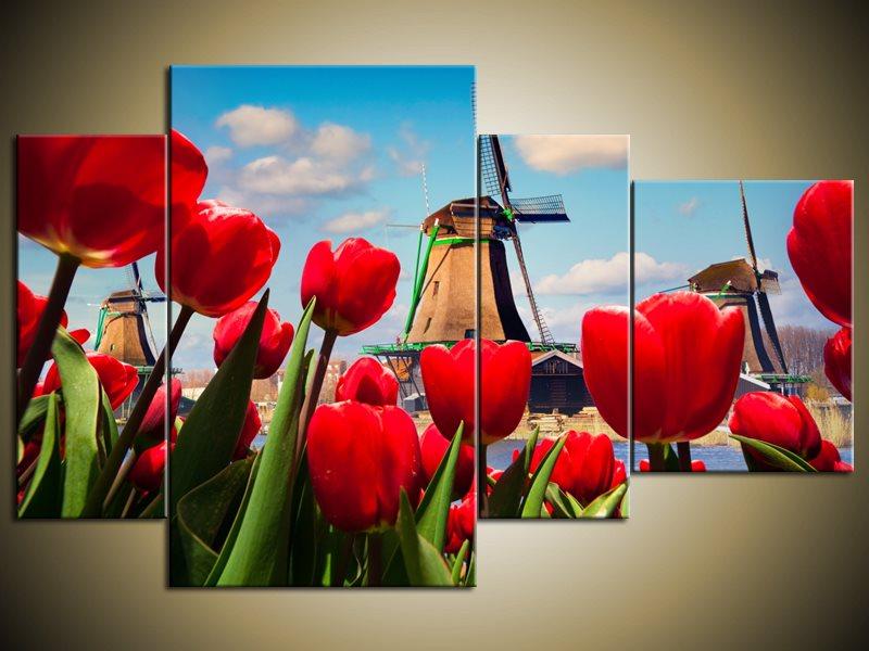 Obraz do bytu Holandsko