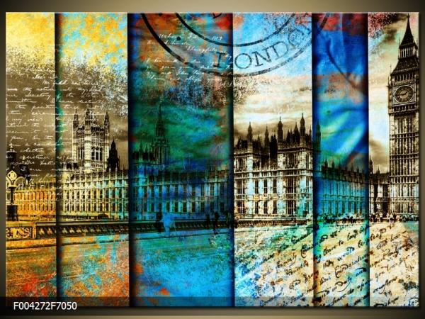 Moderní obraz Londýn