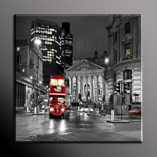 Moderní obraz Londýna