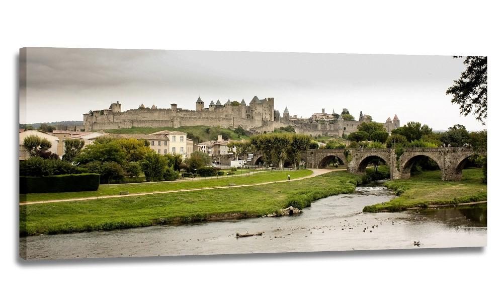 Obraz na stěnu Carcassonne