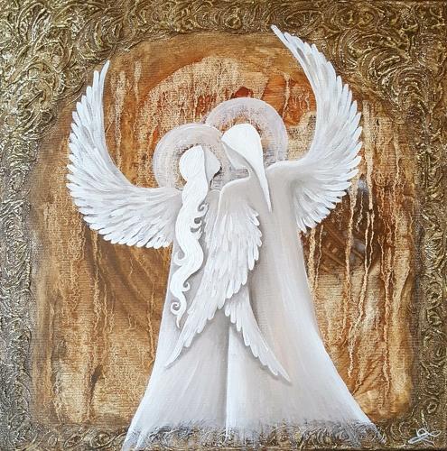 Obraz do bytu andělé 3