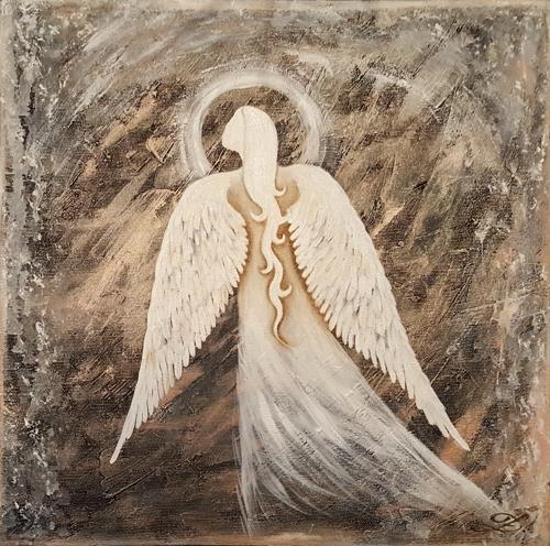 Obraz do bytu andělé 5