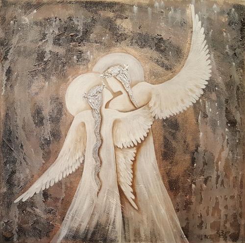 Obraz do bytu andělé 6
