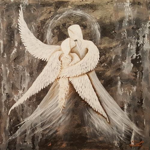 Obraz do bytu andělé 7