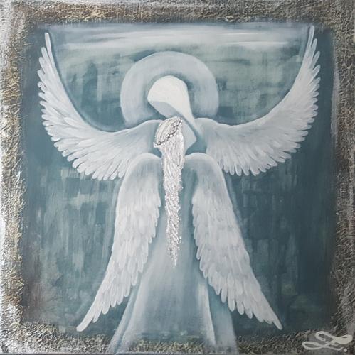 Obraz do bytu andělé 10