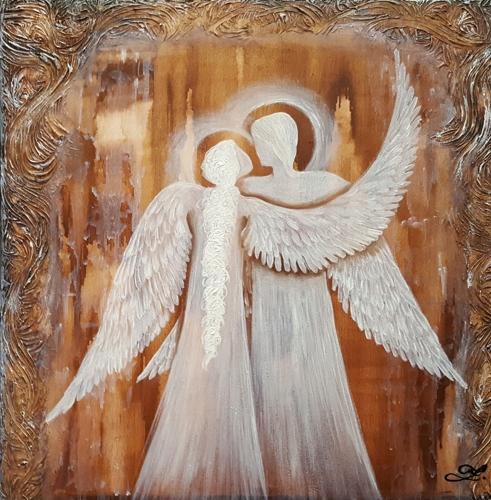 Obraz do bytu andělé 12