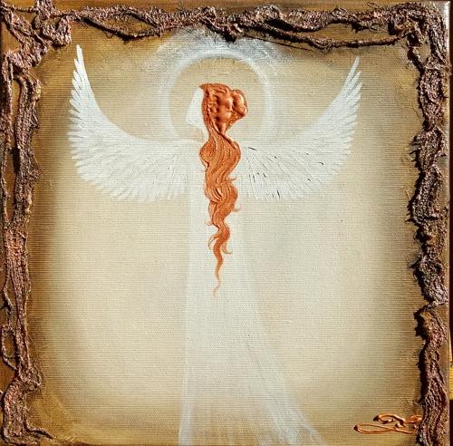 Obraz do bytu andělé 13