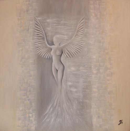 Obraz do bytu andělé 14