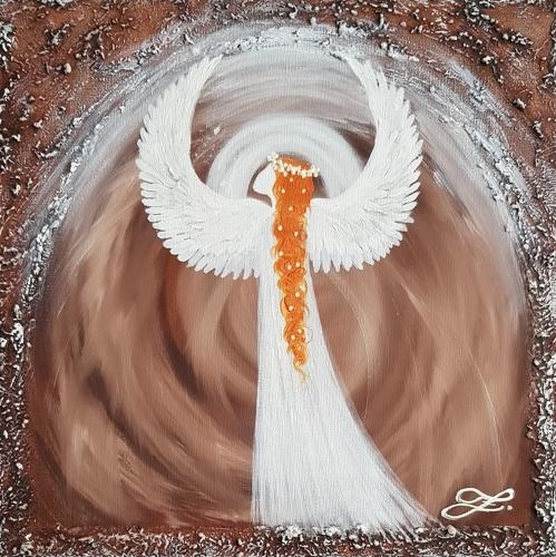 Obraz do bytu andělé 15