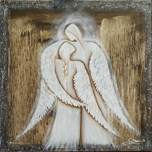 Obraz do bytu andělé 16