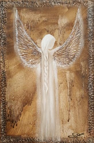 Obraz na plátně andělé 19