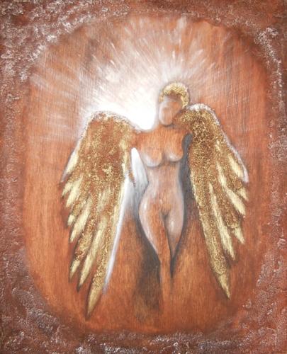 Obraz na plátně andělé 21