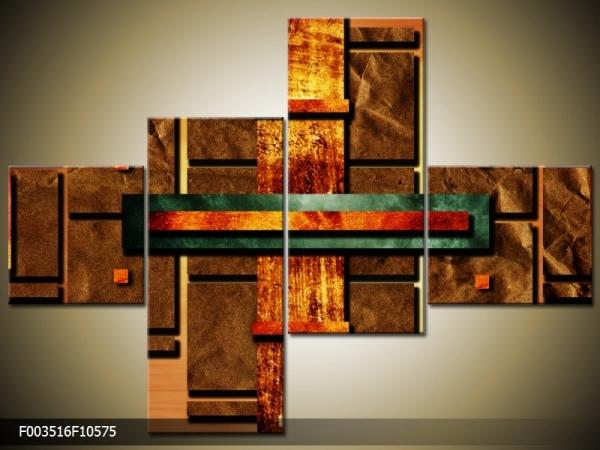Obraz na zeď abstraktní