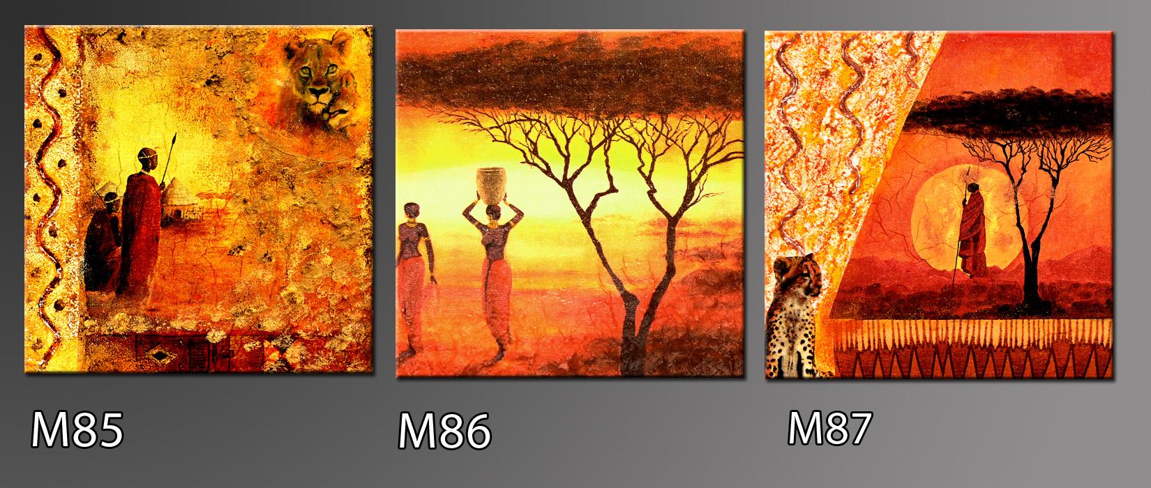 Obraz do bytu Afrika