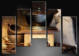 Obraz do bytu mlýnek na kávu