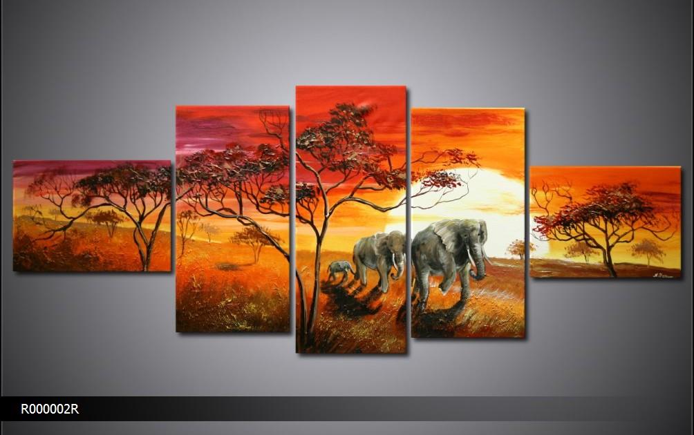 Reprodukce - sloni