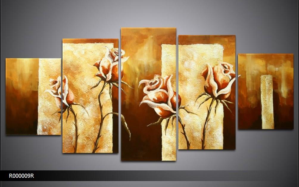 Reprodukce - růže
