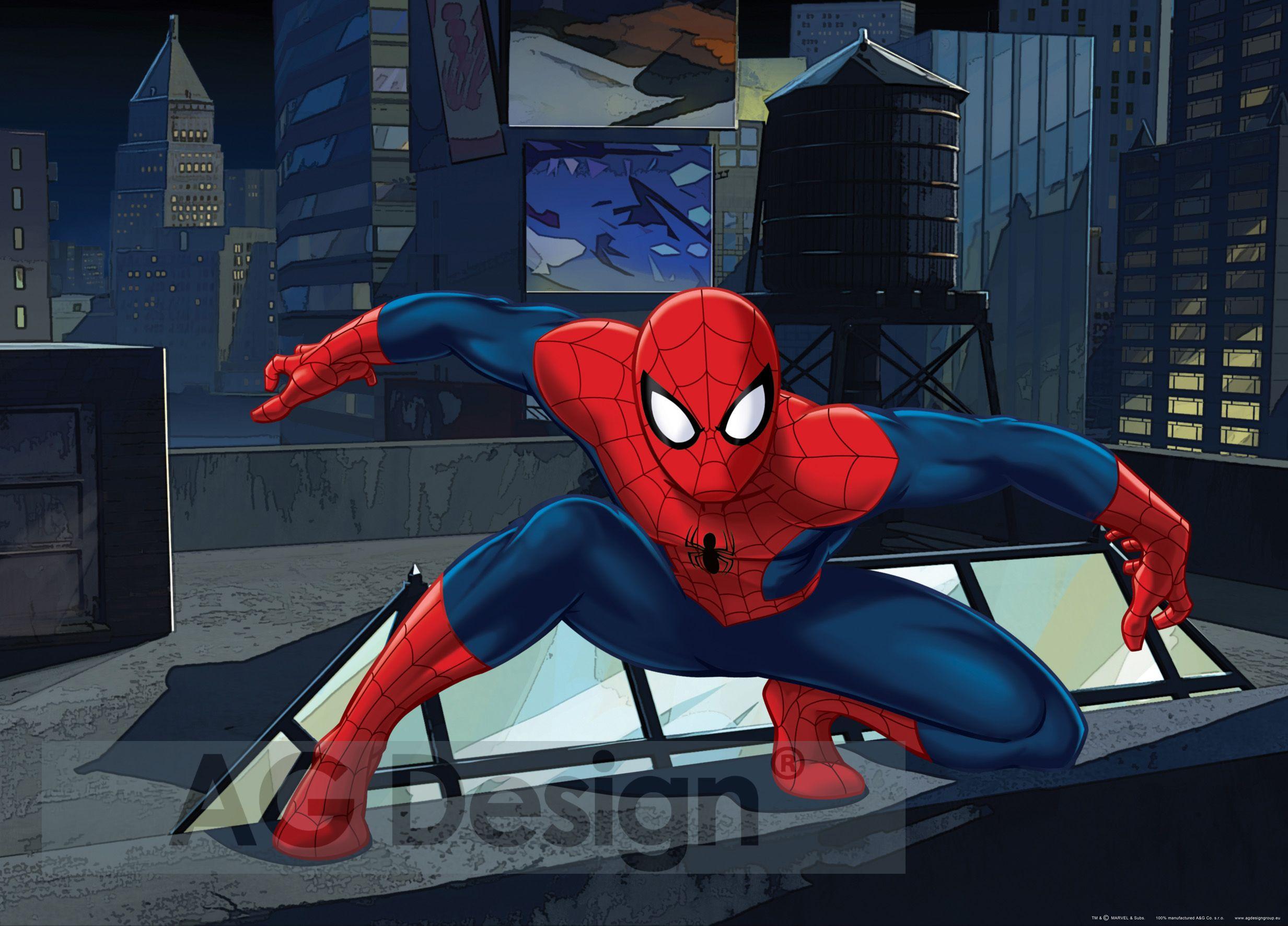 Fototapeta jednodílná - Spiderman