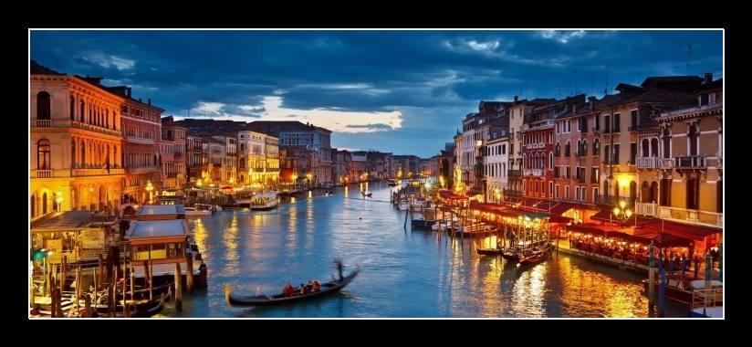 Obraz na zeď Benátky